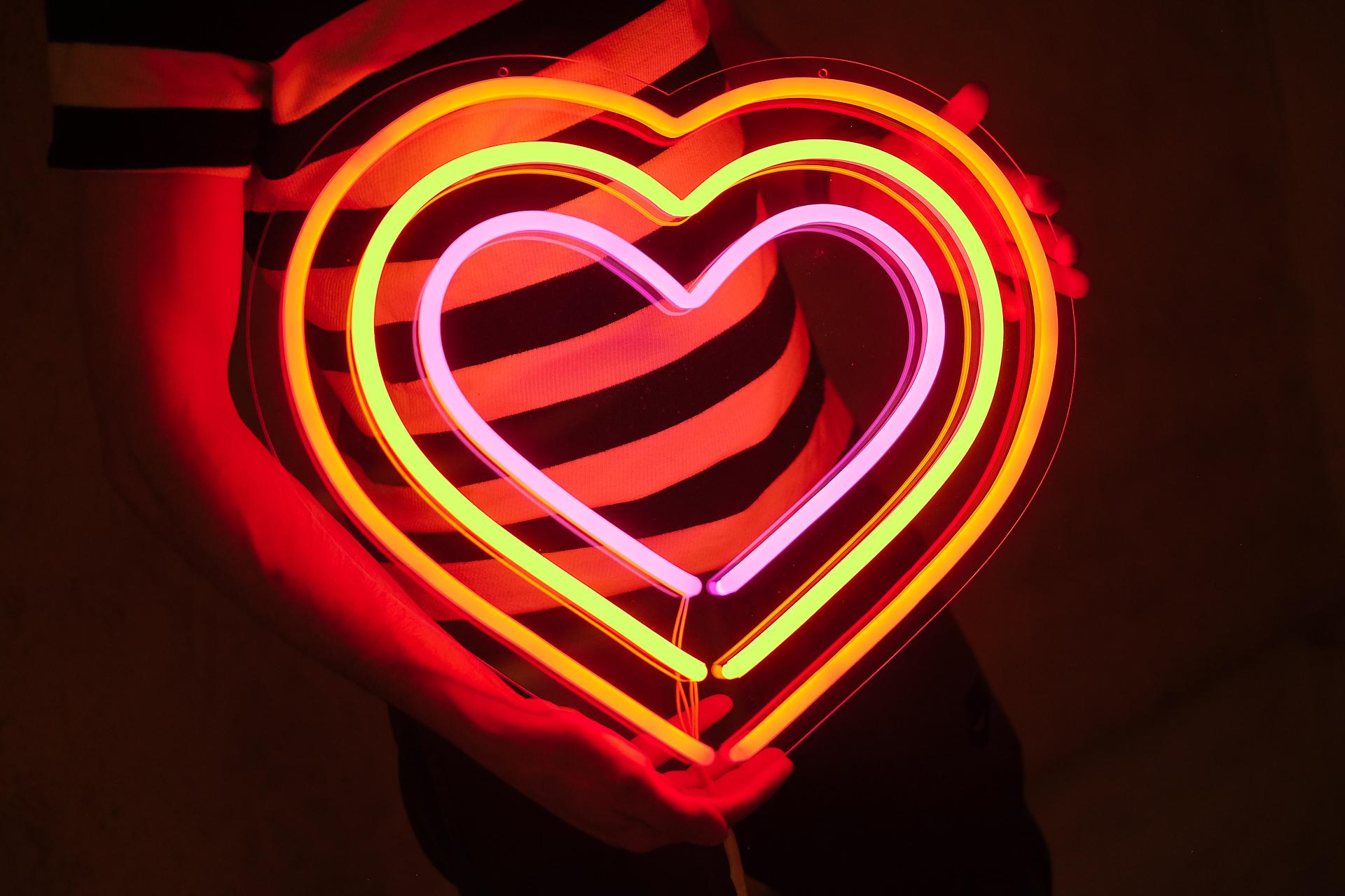 Тройное сердце