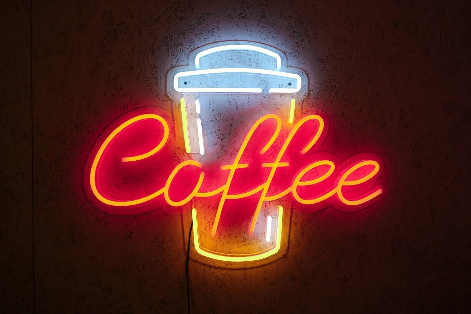 Coffee со стаканчиком