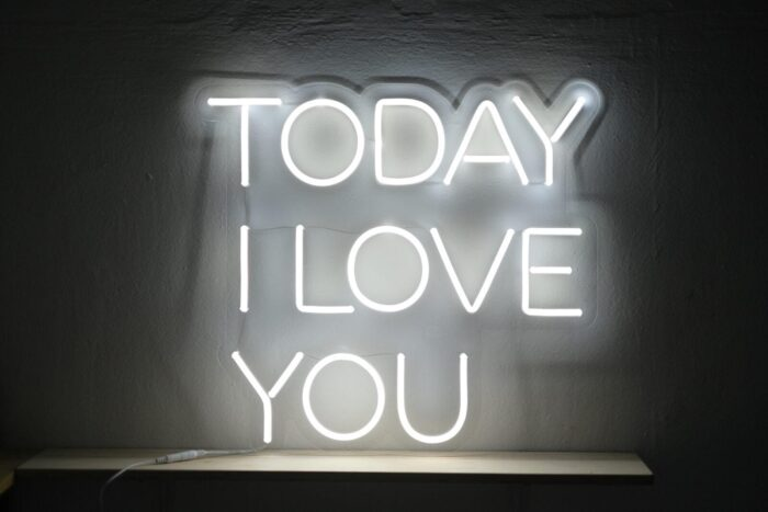 Today i love you
