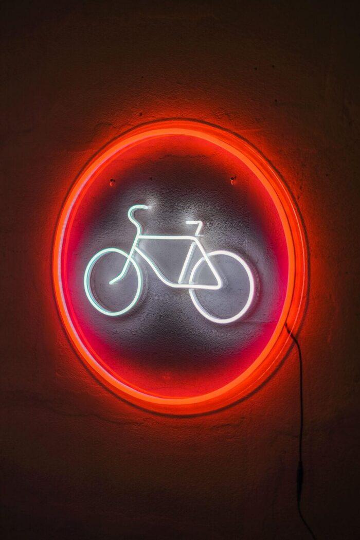 """Дорожный знак """"Велосипед"""""""