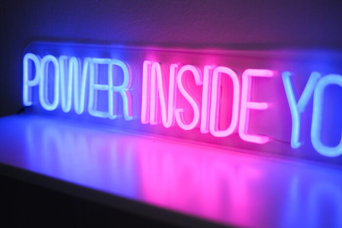 Power inside you